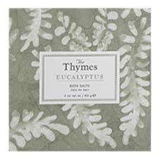 Eucalyptus Bath Salt Envelope (60g)