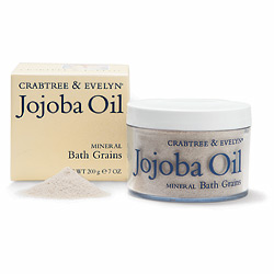Jojoba Oil Mineral Bath Grains (200g)